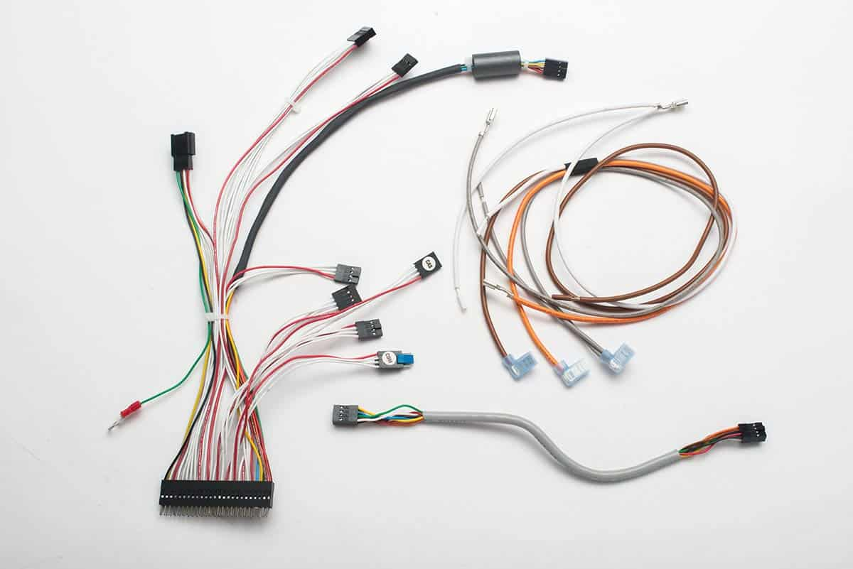 Aero Global Sourced Cable Assemblies