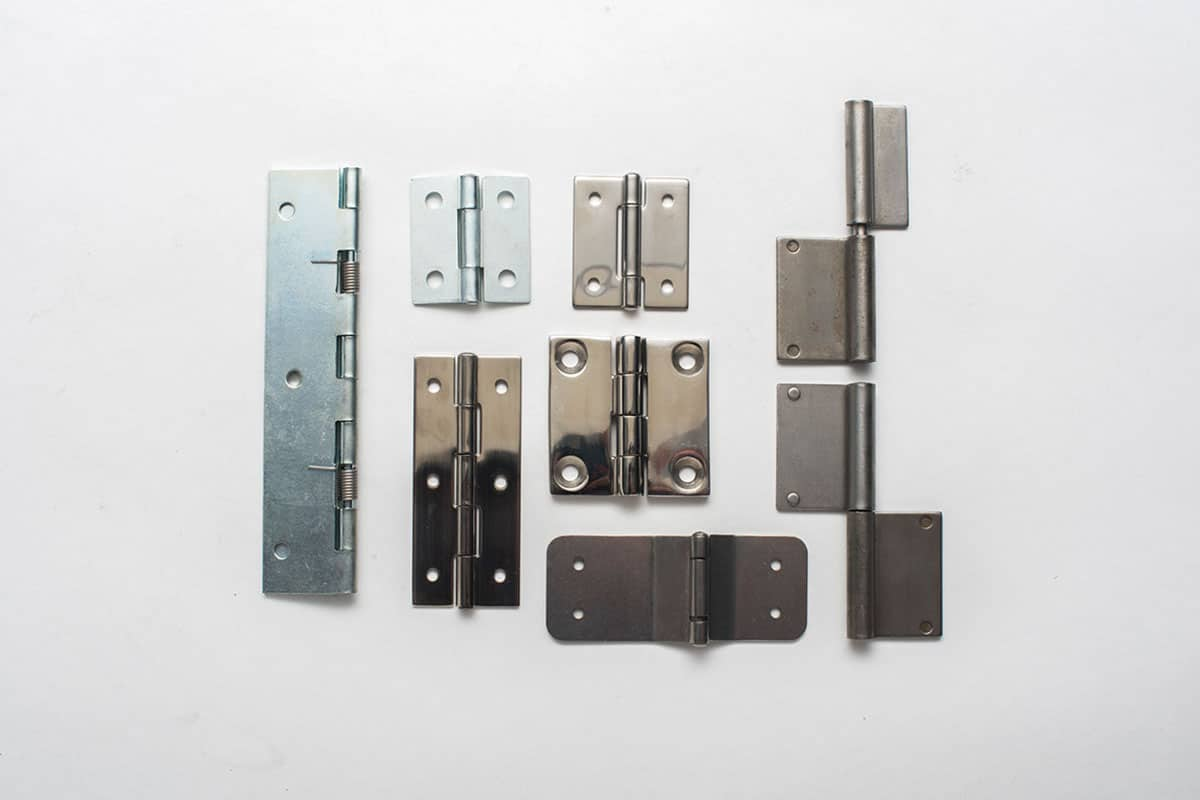 Aero Global Sourced Hinges